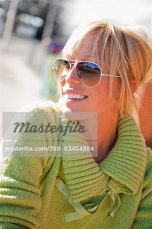 Portrait of Woman Stock Photo - Rights-Managed, Image code: 700-03404804