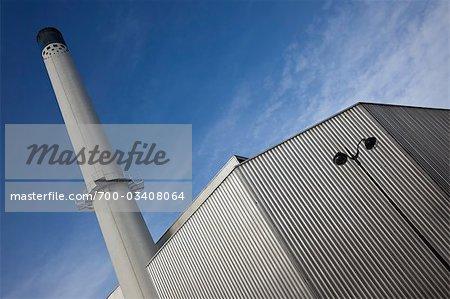 Power Plant, La Villette, Paris, Ile-de-France, France