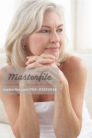 Portrait of Woman Stock Photo - Rights-Managed, Image code: 700-03439044
