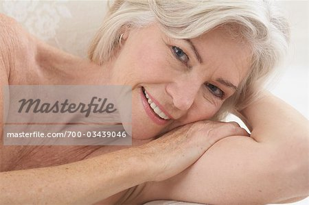 Portrait of Woman Stock Photo - Rights-Managed, Image code: 700-03439046