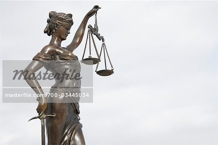 Scales of Justice Stock Photo - Rights-Managed, Image code: 700-03445034