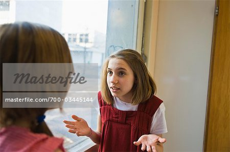 Students Arguing Stock Photo - Rights-Managed, Image code: 700-03445144