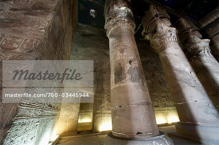 Temple, Abydos, Egypt Stock Photo - Rights-Managed, Image code: 700-03445944