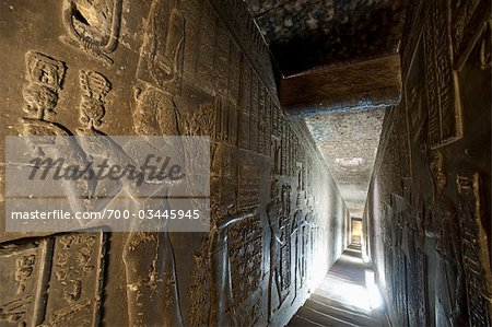 Hieroglyphs, Abydos, Egypt Stock Photo - Rights-Managed, Image code: 700-03445945
