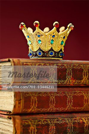 Crown on Books