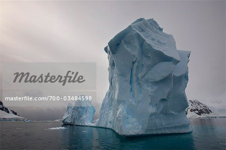 Iceberg, Antarctica Stock Photo - Rights-Managed, Image code: 700-03484598
