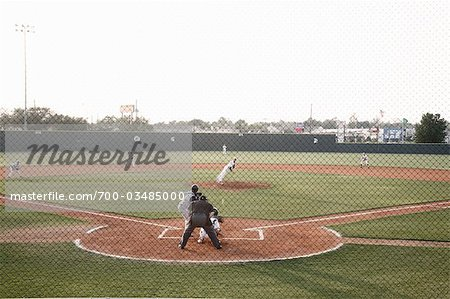 Baseball Game Stock Photo - Rights-Managed, Image code: 700-03485000