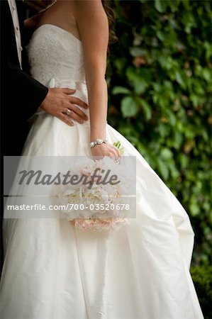 Bride and Groom Stock Photo - Rights-Managed, Image code: 700-03520678