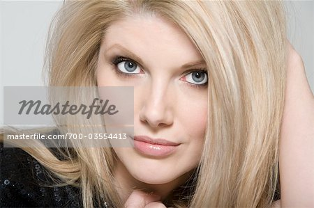 Portrait of Woman Stock Photo - Rights-Managed, Image code: 700-03554413