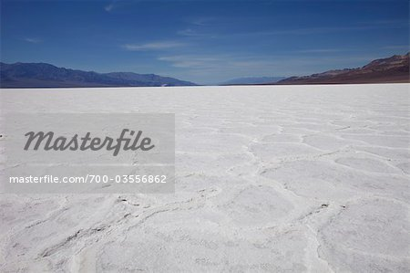 Salt Flats, Death Valley, California, USA Stock Photo - Rights-Managed, Image code: 700-03556862