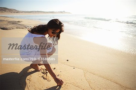 Woman, Baja California Sur, Mexico Stock Photo - Rights-Managed, Image code: 700-03586585
