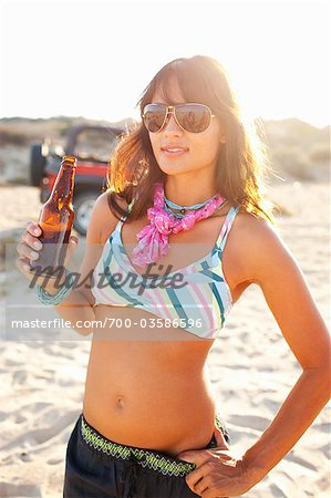 Woman, Baja California Sur, Mexico Stock Photo - Rights-Managed, Image code: 700-03586596