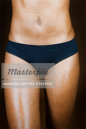 Close-up of Woman in Her Underwear Stock Photo - Rights-Managed, Image code: 700-03615461