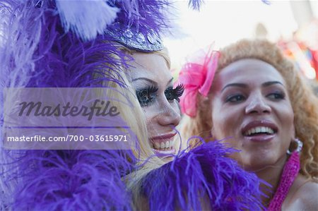 Gay Pride Day, Madrid, Spain Stock Photo - Rights-Managed, Image code: 700-03615971