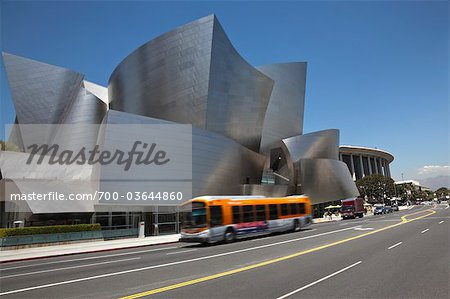 Walt Disney Concert Hall, Los Angeles, California, USA Stock Photo - Premium Rights-Managed, Artist: Damir Frkovic, Code: 700-03644860