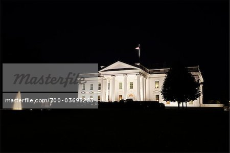 The White House, Washington, D.C., USA Stock Photo - Rights-Managed, Image code: 700-03698263