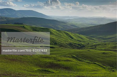 Lanscape near Bruca, Province or Tarpani, Sicily, Italy Stock Photo - Rights-Managed, Image code: 700-03737433