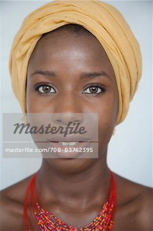 Portrait of Woman Stock Photo - Rights-Managed, Image code: 700-03762395