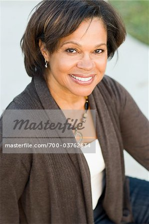 Portrait of Woman Stock Photo - Rights-Managed, Image code: 700-03762634