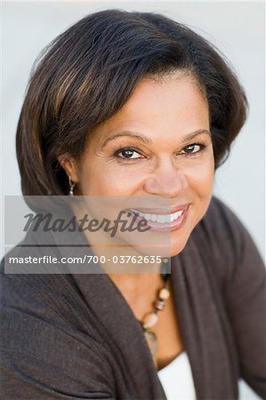 Portrait of Woman Stock Photo - Rights-Managed, Image code: 700-03762635