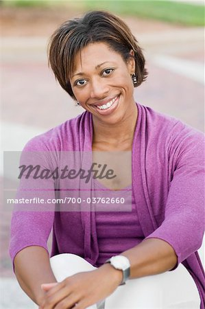 Portrait of Woman Stock Photo - Rights-Managed, Image code: 700-03762660