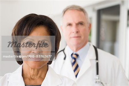 Close-Up of Doctors Stock Photo - Rights-Managed, Image code: 700-03762677