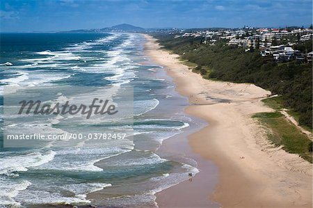 Sunshine Beach, Noosa Heads, Noosa, Queensland, Australia Stock Photo - Rights-Managed, Image code: 700-03782457