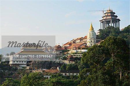 Kek Lok Si Temple, Air Itam, Penang, Malaysia