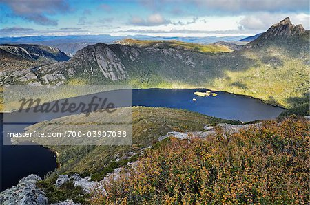 Cradle Mountain and Dove Lake, Cradle Mountain-Lake St Clair National Park, Tasmania, Australia