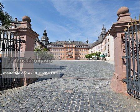 Schloss Wittgenstein, Bad Berleburg, Siegen-Wittgenstein, North Rhine-Westphalia, Germany