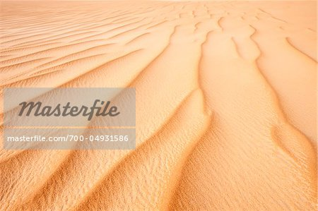 Close-Up of Ripples in Sand, Sahara Desert, Fezzan, Libya Stock Photo - Rights-Managed, Image code: 700-04931586