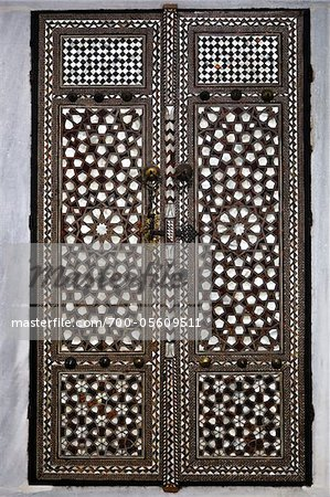 Close-Up of Doors, Imperial Harem, Topkapi Palace, Istanbul, Turkey Stock Photo - Rights-Managed, Image code: 700-05609511