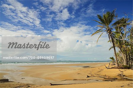 Mission Beach and Dunk Island, Queensland, Australia Stock Photo - Rights-Managed, Image code: 700-05609697