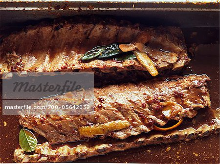 Ribs Stock Photo - Rights-Managed, Image code: 700-05642032