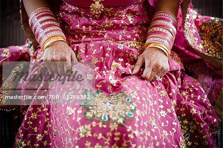 Sikh Bride Stock Photo - Rights-Managed, Image code: 700-05756392