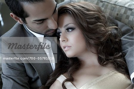 Close-Up of Couple Stock Photo - Rights-Managed, Image code: 700-05781018