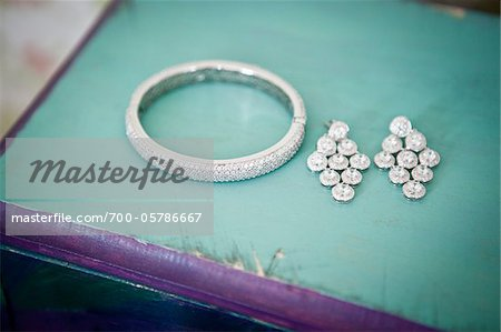 Diamond Jewelery Stock Photo - Rights-Managed, Image code: 700-05786667
