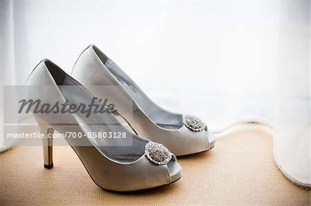 High Heel Shoes Stock Photo - Rights-Managed, Image code: 700-05803128