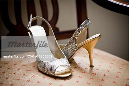 High Heel Shoes Stock Photo - Rights-Managed, Image code: 700-05803339