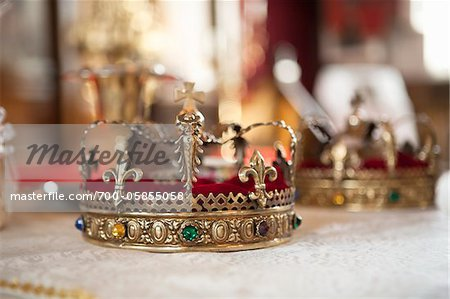 Close-Up of Crown Stock Photo - Rights-Managed, Image code: 700-05855058