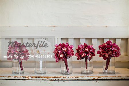 Bouquets of Flowers Stock Photo - Rights-Managed, Image code: 700-05855109
