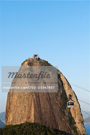 Sugarloaf Mountain, Rio de Janeiro, Brazil Stock Photo - Rights-Managed, Image code: 700-05947897