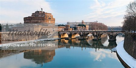 Castel Sant'Angelo, Rome, Lazio, Italy Stock Photo - Rights-Managed, Image code: 700-05973423