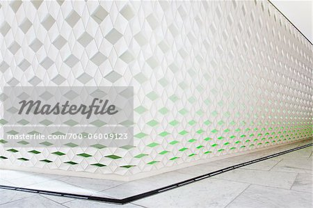 Decorative Wall Panel, Oslo Opera House, Oslo, Norway Stock Photo - Rights-Managed, Image code: 700-06009123