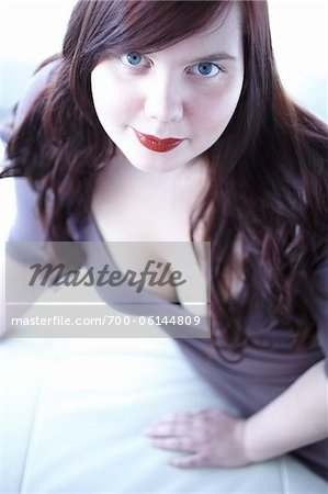 Portrait of Woman Stock Photo - Rights-Managed, Image code: 700-06144809