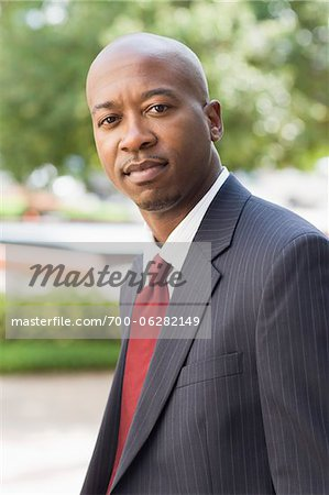 Portrait of Businessman Stock Photo - Rights-Managed, Image code: 700-06282149