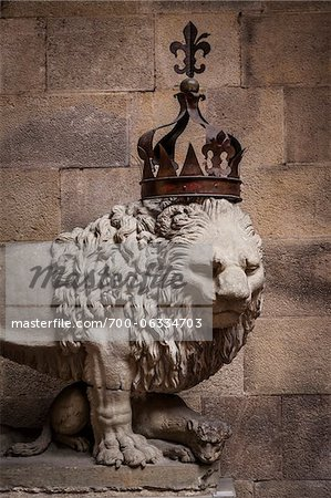 Lion Statue, Bargello Museum, Florence, Tuscany, Italy Stock Photo - Rights-Managed, Image code: 700-06334703