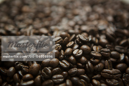pile of coffee beans Stock Photo - Rights-Managed, Image code: 700-06808896