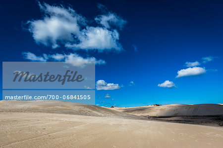 Sand dunes, Geraldton, Western Australia, Australia Stock Photo - Rights-Managed, Image code: 700-06841505
