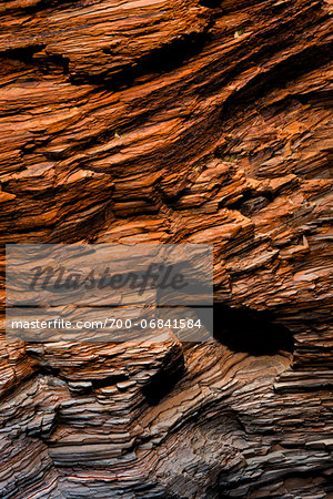Hamersley Gorge, The Pilbara, Western Australia, Australia Stock Photo - Rights-Managed, Image code: 700-06841584